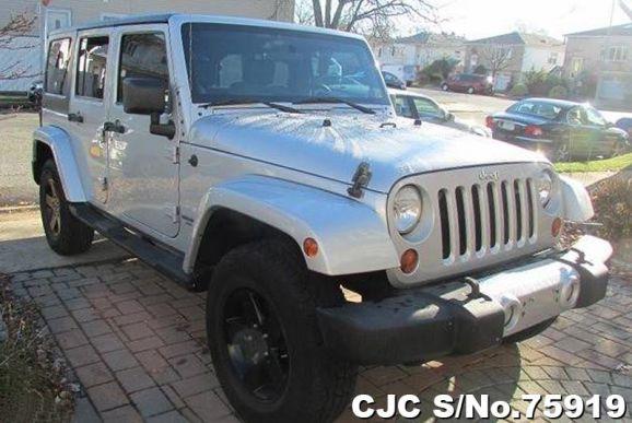 2009 Jeep / Wrangler Stock No. 75919