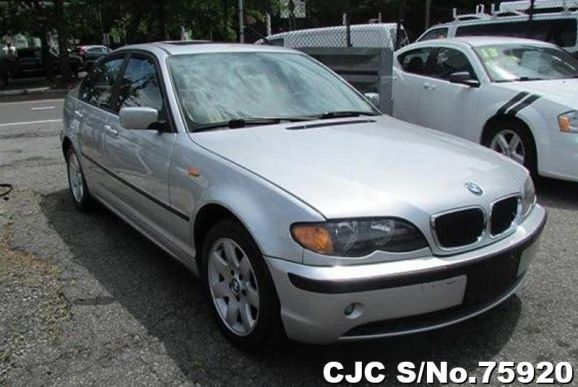 2002 BMW / 3 Series Stock No. 75920