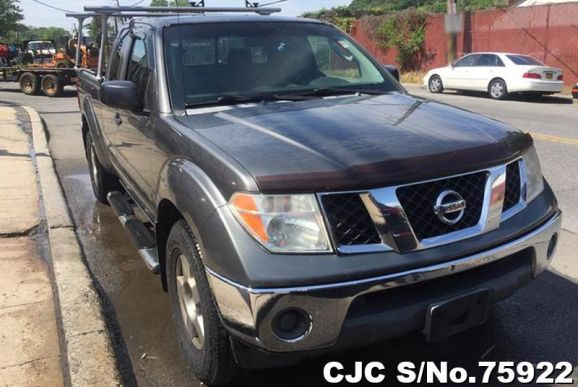 2008 Nissan / Frontier Stock No. 75922