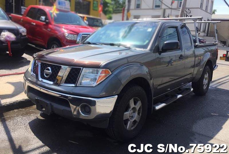 2008 Nissan / Frontier Stock No. 75922