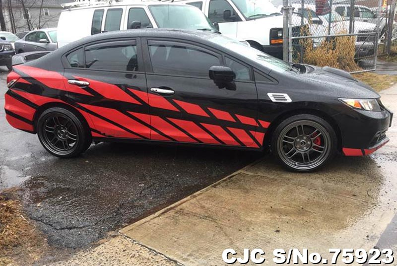 2015 Honda / Civic Stock No. 75923