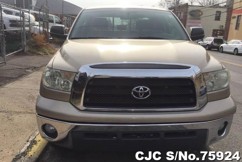 2007 Toyota / Tundra Stock No. 75924