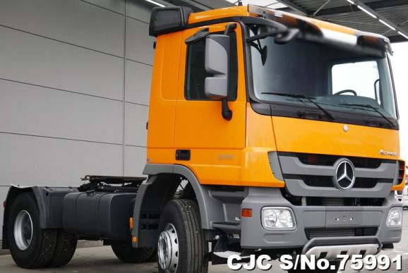 2019 Mercedes Benz / Actros Stock No. 75991