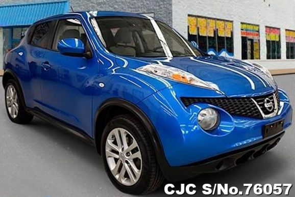 2011 Nissan / Juke Stock No. 76057