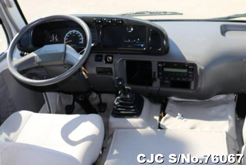 2014 Toyota / Coaster Stock No. 76067