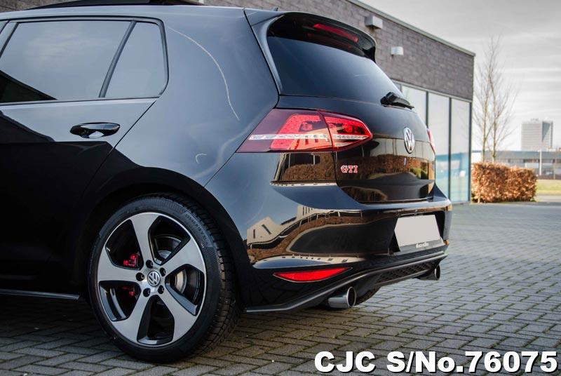 2015 Volkswagen / Golf7 Stock No. 76075