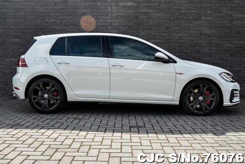 2017 Volkswagen / Golf7 Stock No. 76076
