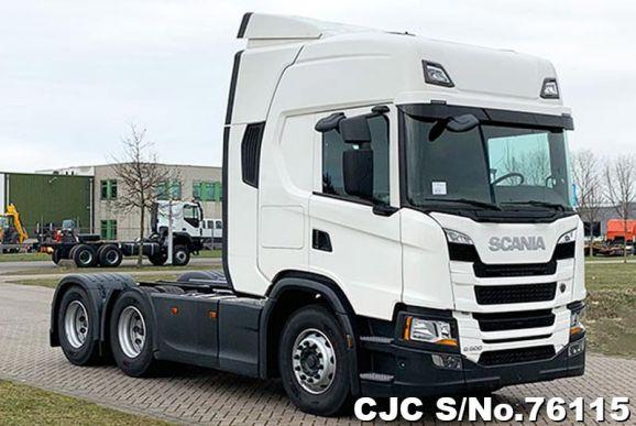 2017 Scania / G500A  Stock No. 76115