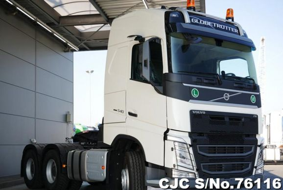 2018 Volvo / FH540 Stock No. 76116
