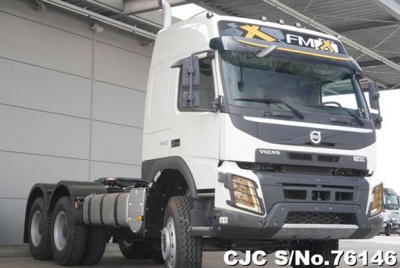 2018 Volvo / FMX 540 Stock No. 76146