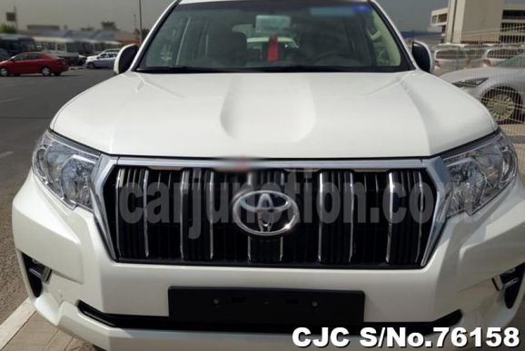 2019 Toyota / Land Cruiser Prado Stock No. 76158
