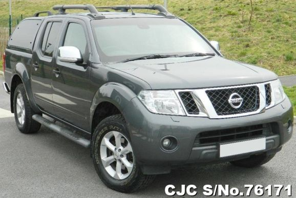 2013 Nissan / Navara Stock No. 76171