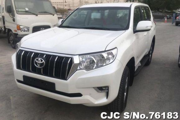 2019 Toyota / Land Cruiser Prado Stock No. 76183