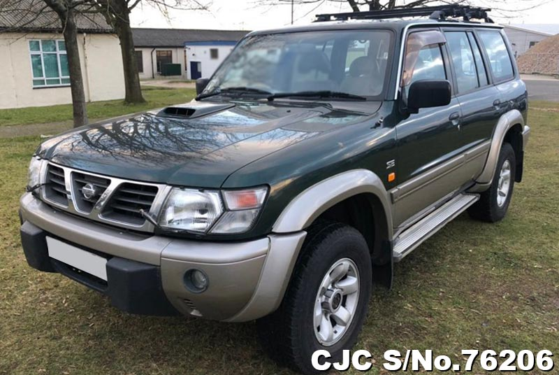 1999 Nissan / Patrol Stock No. 76206