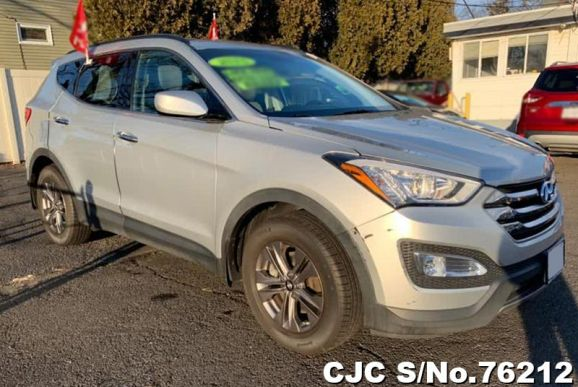 2015 Hyundai / Santa FE Stock No. 76212