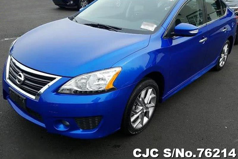 2015 Nissan / Sentra Stock No. 76214