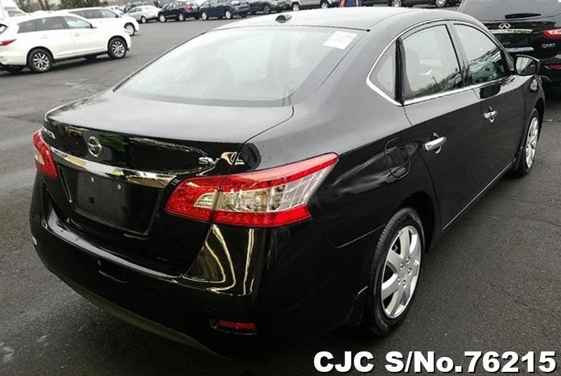 2015 Nissan / Sentra Stock No. 76215