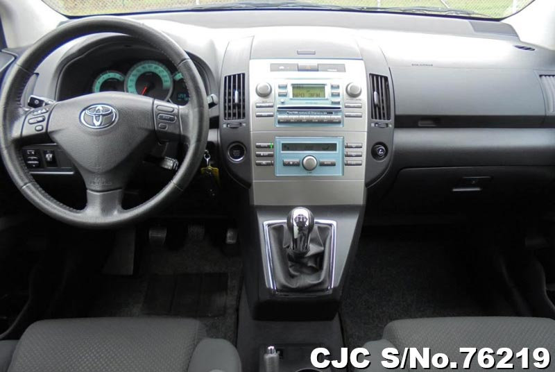 2006 Toyota / Corolla Verso Stock No. 76219
