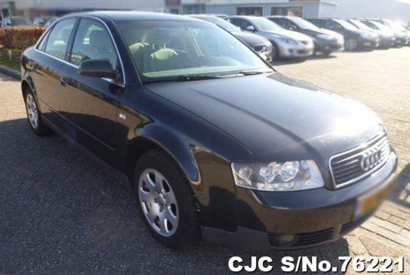 2004 Audi / A4 Stock No. 76221