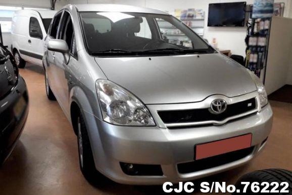 2006 Toyota / Corolla Verso Stock No. 76222