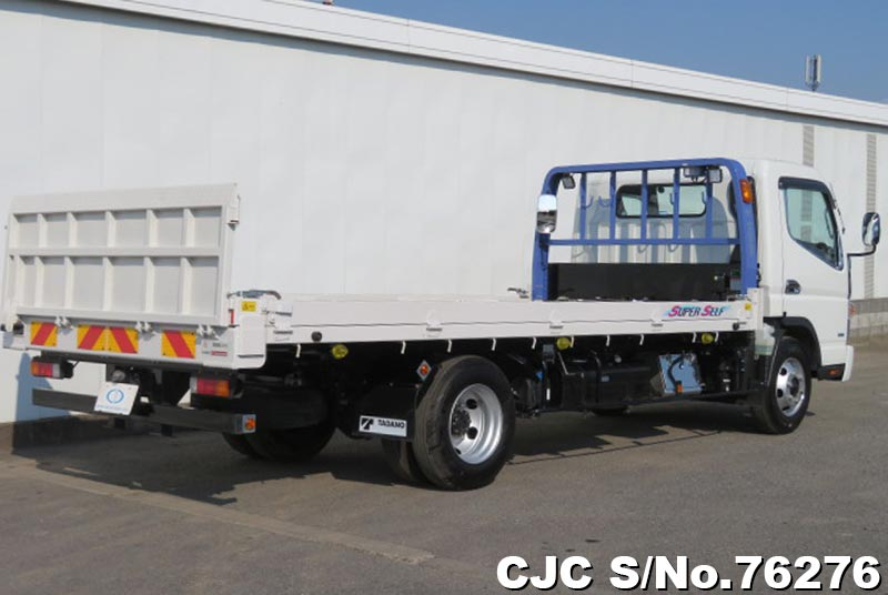 2008 Mitsubishi / Canter Stock No. 76276