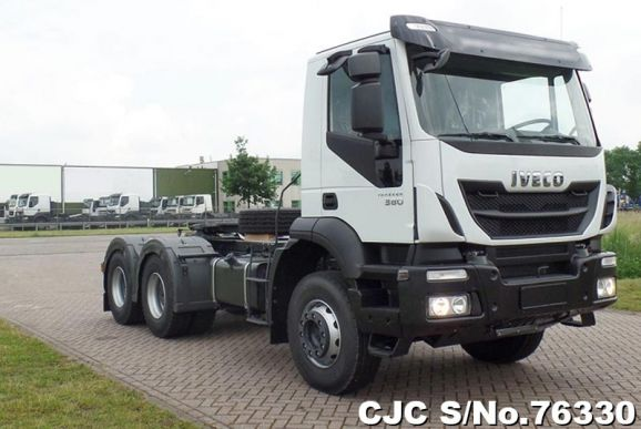 2016 Iveco / Trakker Stock No. 76330