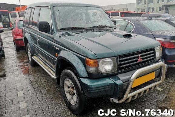 1997 Mitsubishi / Pajero Stock No. 76340