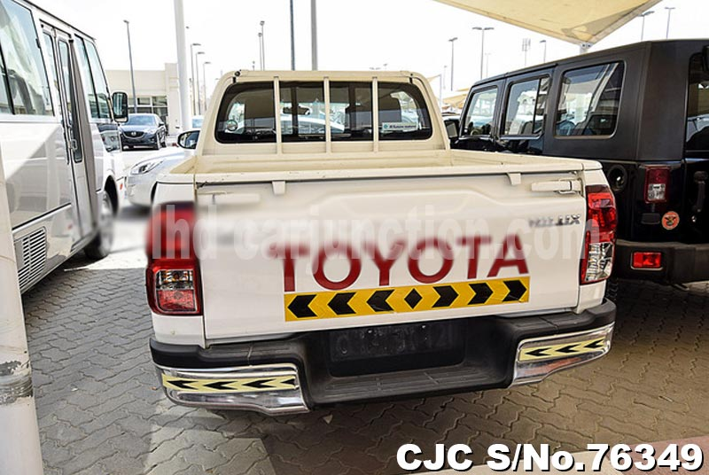 2016 Toyota / Hilux Stock No. 76349