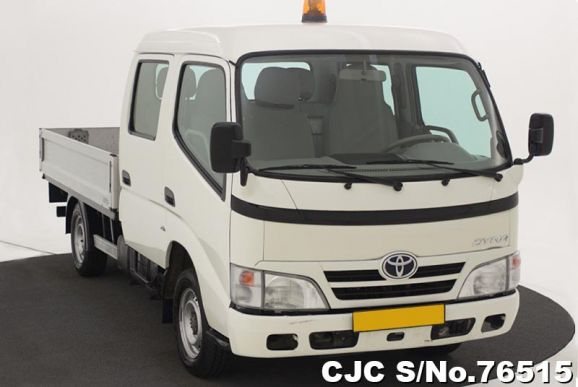 2012 Toyota / Dyna Stock No. 76515