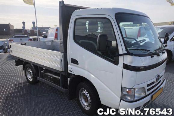 2010 Toyota / Dyna Stock No. 76543