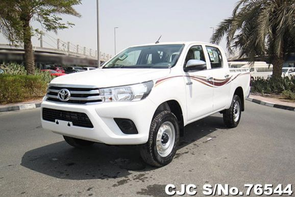 2019 Toyota / Hilux Stock No. 76544