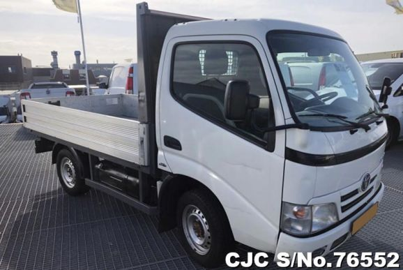 2010 Toyota / Dyna Stock No. 76552