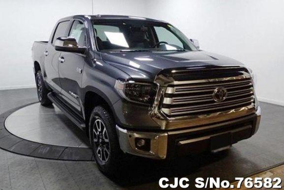 2019 Toyota / Tundra Stock No. 76582