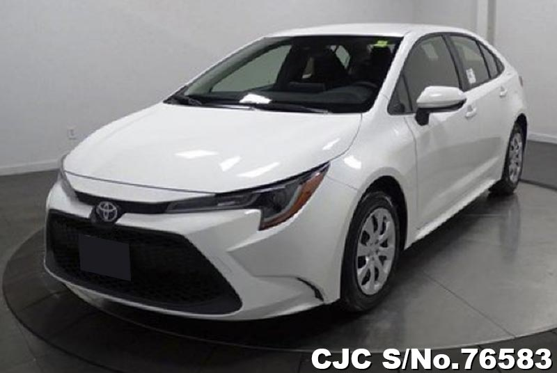 2020 Toyota / Corolla Stock No. 76583