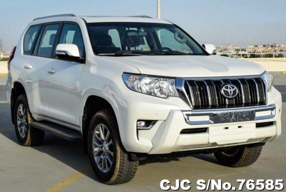2019 Toyota / Land Cruiser Prado Stock No. 76585
