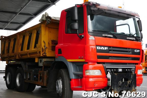 2007 DAF / CF85-460 Stock No. 76629