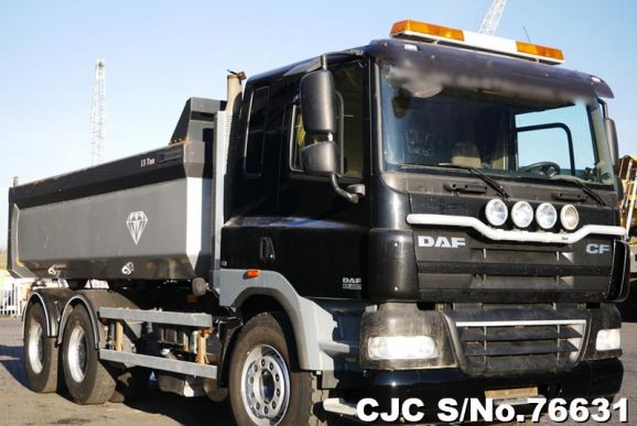 2010 DAF / CF85-410 Stock No. 76631