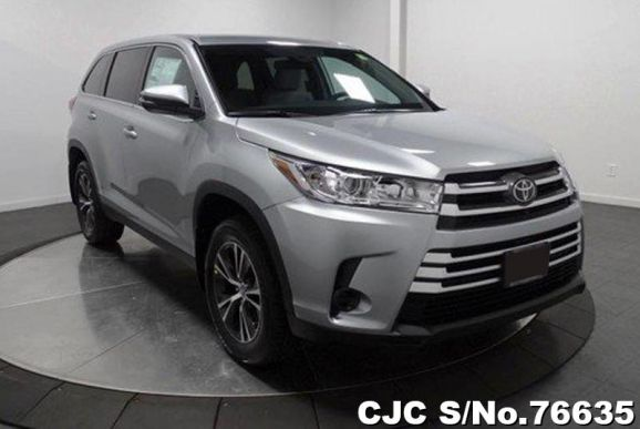 2019 Toyota / Highlander Stock No. 76635