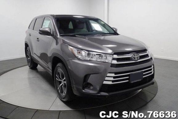 2019 Toyota / Highlander Stock No. 76636