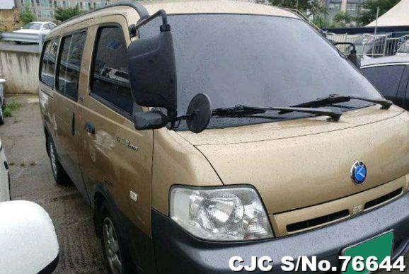 2004 Kia / Bongo Stock No. 76644