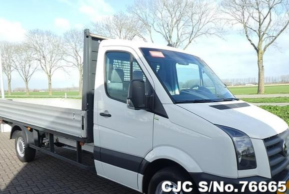 2009 Volkswagen / CRAFTER  Stock No. 76665
