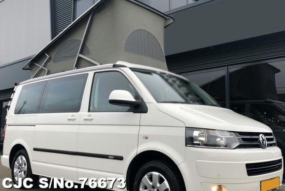 2011 Volkswagen / California  Stock No. 76673