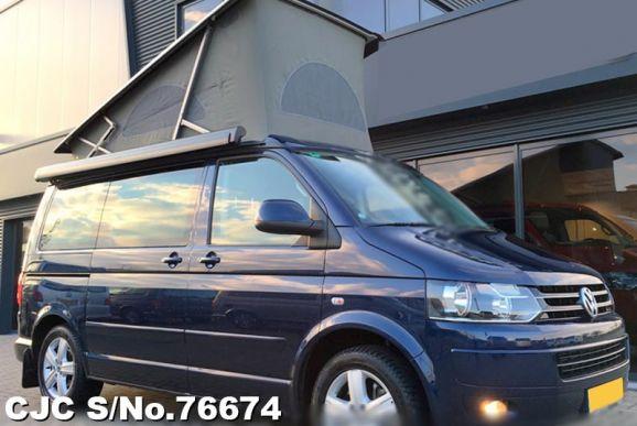2011 Volkswagen / California  Stock No. 76674