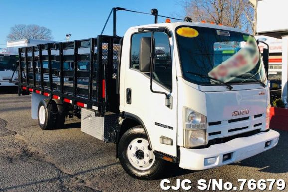 2010 Isuzu / NPR Stock No. 76679