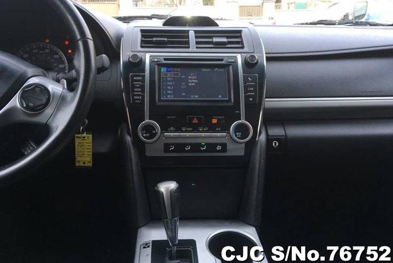 2012 Toyota / Camry Stock No. 76752