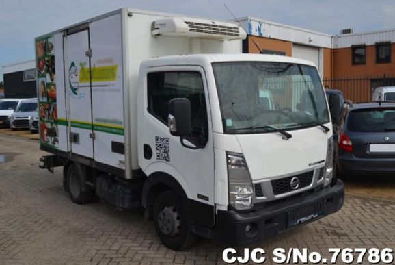2014 Nissan / NT400 Cabstar Stock No. 76786