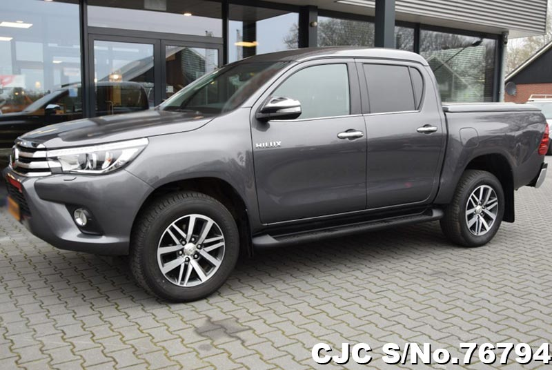2017 Toyota / Hilux Stock No. 76794