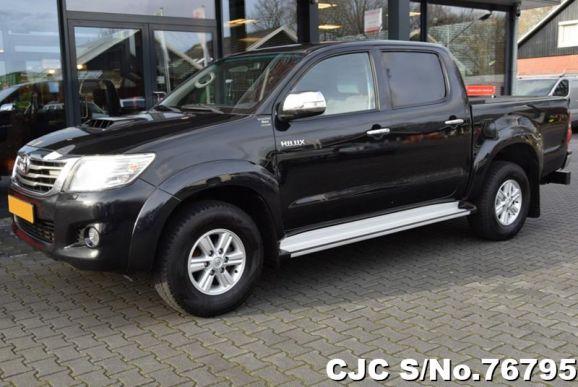 2013 Toyota / Hilux Stock No. 76795