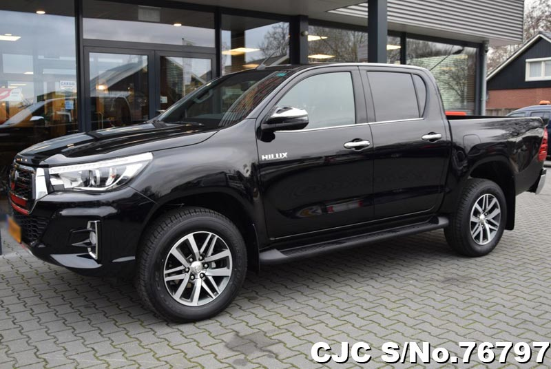 2019 Toyota / Hilux Stock No. 76797