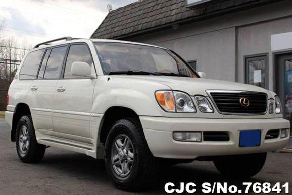 2001 Lexus / LX470 Stock No. 76841